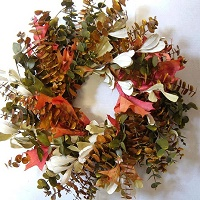 Preserved Foliage Wreaths