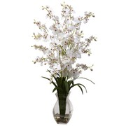 Dancing Lady Orchid w/Vase Arrangement