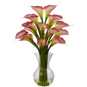 Galla Calla Lily w/Vase Arrangement