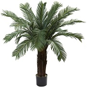 4' Cycas Tree UV Resistant (Indoor/Outdoor)