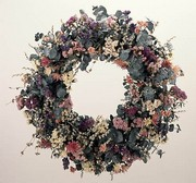 Atwell Hill Wildflower Wreath