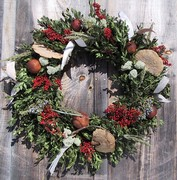Bridgton Splendor Wreath