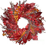 Chipotle Wreath