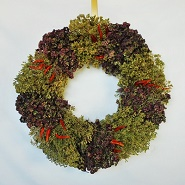 Mama's Herbal Chili Wreath