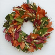 Autumn Season Wreath