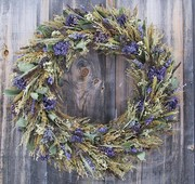 Highland Twilight Wreath