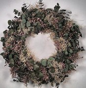 Quintown Wreath