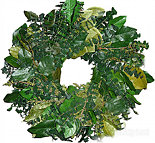 Mountain Creekside Wreath