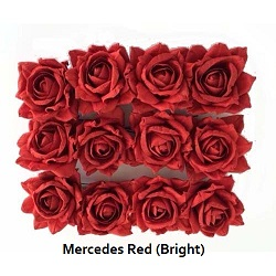Mercedes-red-roses