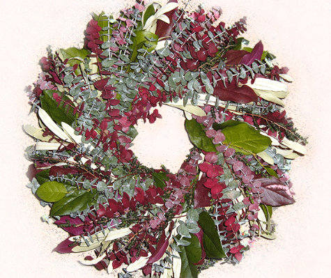 Mulberry Lane Wreath