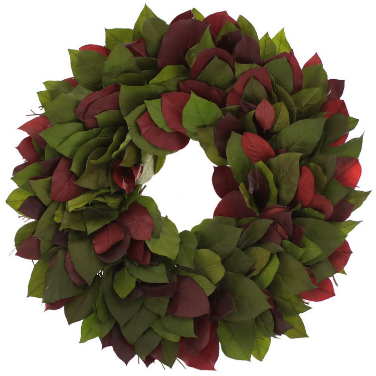 Merlot Forest Wreath