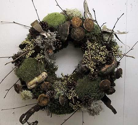 Nature's Way Wreath
