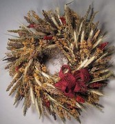 September Song Wreath