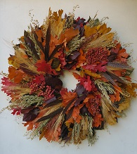 High Country Fall Wreath