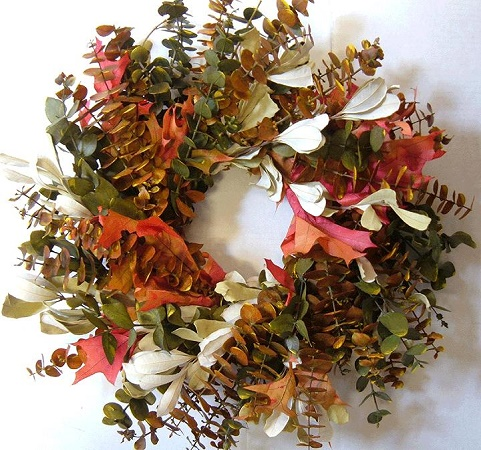 Southern Sunrise Wreath