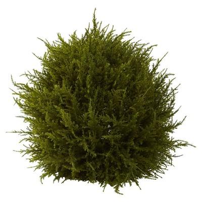 "14"" Cedar Sphere"