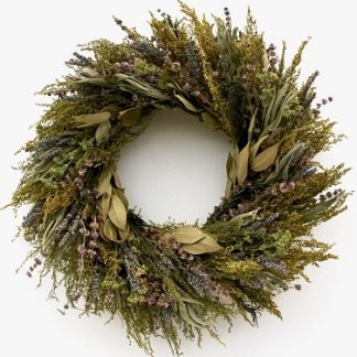 Fragrant Herbal Wreath