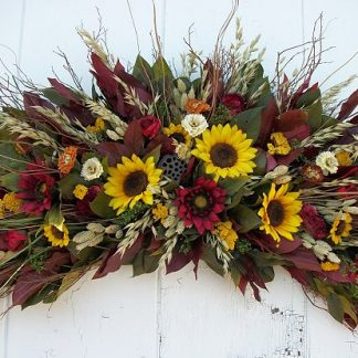 sunflower-swags